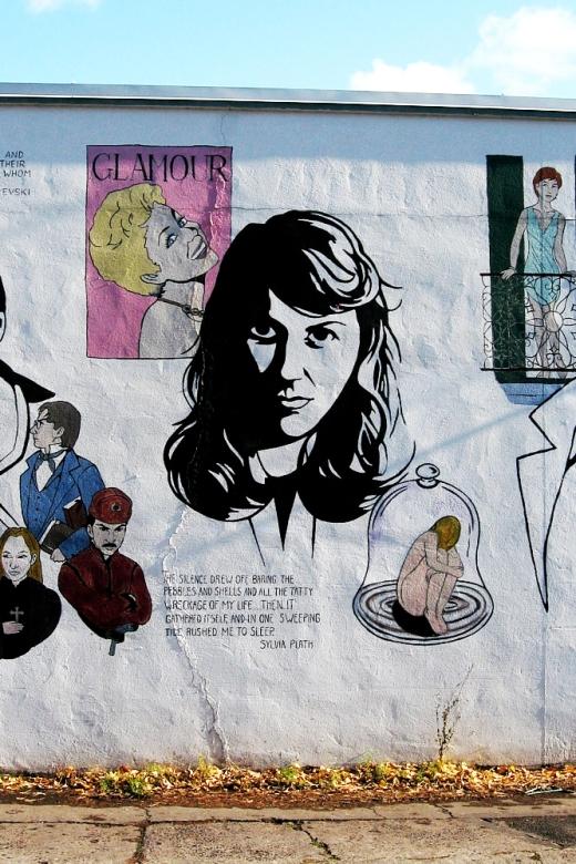 PLath.mural
