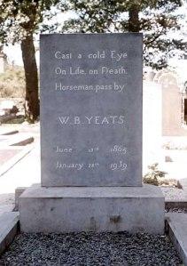 yeats.grave